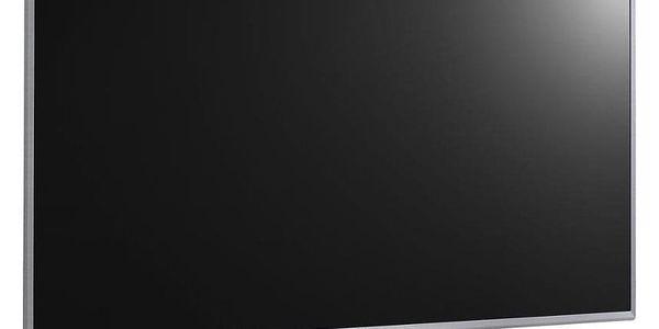 Televize LG 50UM7600 stříbrná3