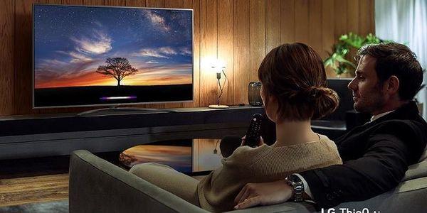 Televize LG 50UM7600 stříbrná5