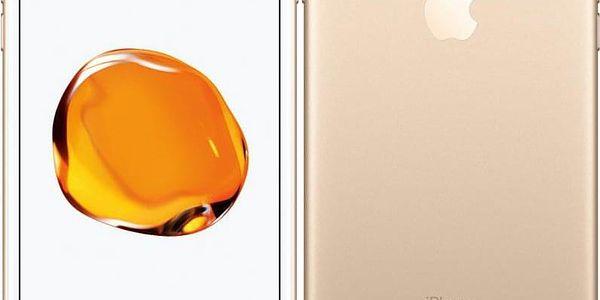 Mobilní telefon Apple iPhone 7 Plus 128 GB - Gold (MN4Q2CN/A)5