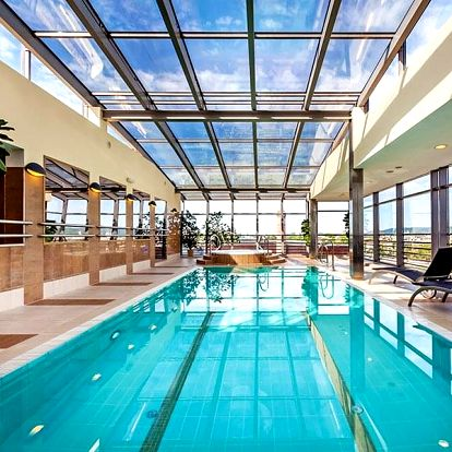 Krakov v luxusním 4* hotelu s wellness neomezeně, fitness a snídaněmi