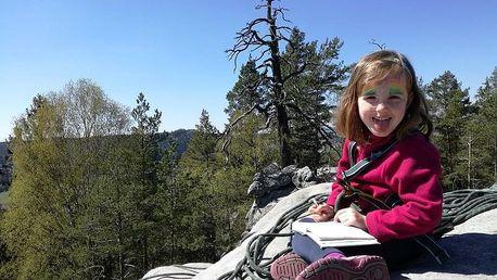 Půldenní dětský kurz skalního lezení