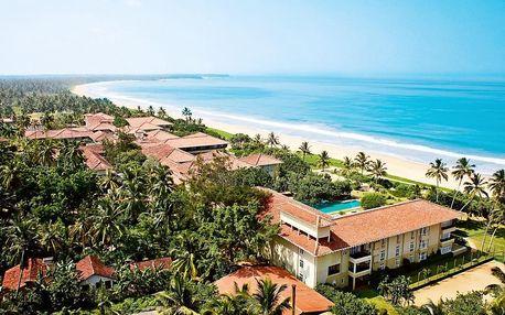 Srí Lanka letecky na 8-11 dnů
