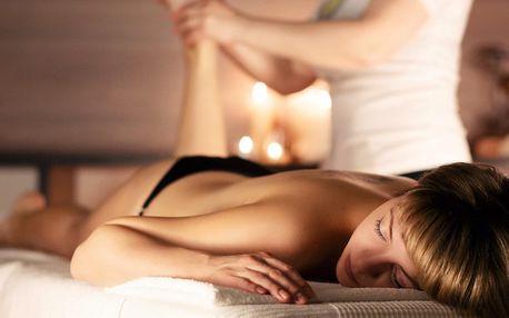 Klasická masáž a uvolnění lymfy na Rolleticu