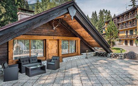 Dovolená uprostřed lesa v horské chatě OREŠNICA ***