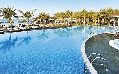 Spojené arabské emiráty, Abu Dhabi, letecky na 8 dní snídaně
