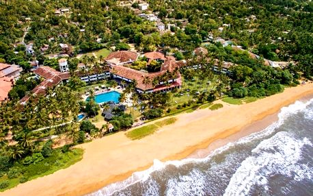 Srí Lanka letecky na 11 dnů