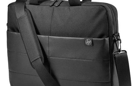 "HP Classic Briefcase pro 15.6"" černá (1FK07AA#ABB)"