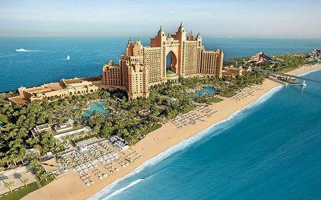 Spojené arabské emiráty, Dubaj, letecky na 8 dní polopenze