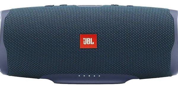 Přenosný reproduktor JBL Charge 4 modrý