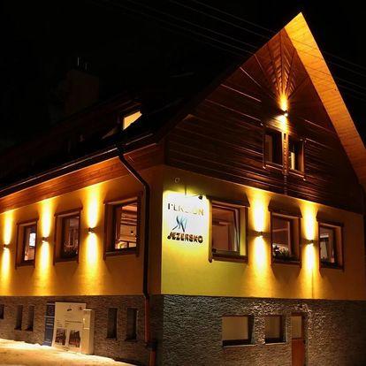 Penzión Ski Jezersko poblíž Stezky korunami stromů Slovensko
