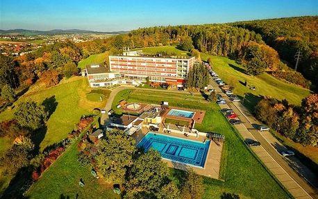 Kostelec u Zlína - hotel LÁZNĚ, Česko