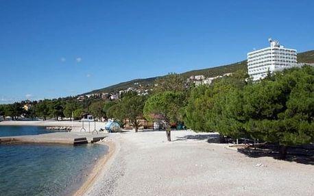 Hotel Omorika, Chorvatsko, Kvarner, Crikvenica