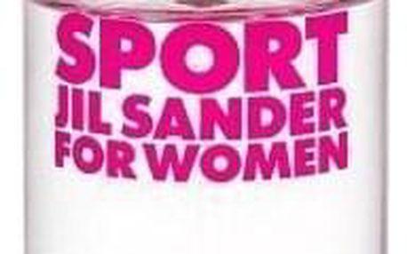 Jil Sander Sport For Women 30 ml toaletní voda pro ženy