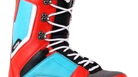 Snowboardové boty Westige Max Blue/Red 37