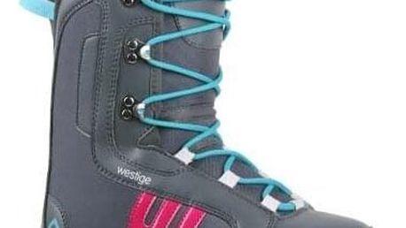 Dámské snowboardové boty Westige Ema Grey 37