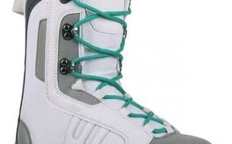 Snowboardové boty Westige Ema White 36