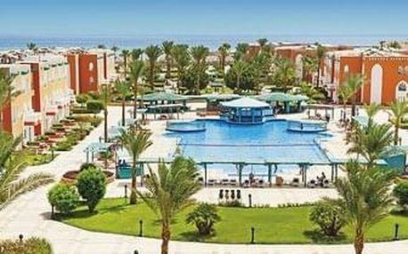 Egypt - Hurghada letecky na 8 dnů, ultra all inclusive