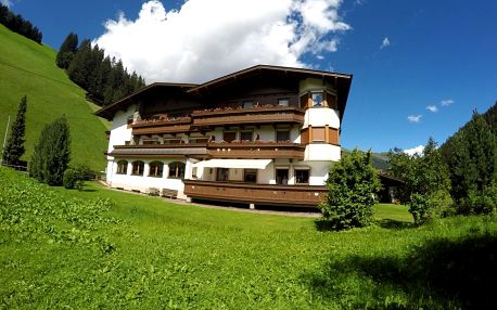 Rakousko, Tyrolsko: Gästehaus Alpenland
