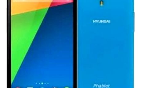 Mobilní telefon Hyundai Phablet Cyrus HP514Q