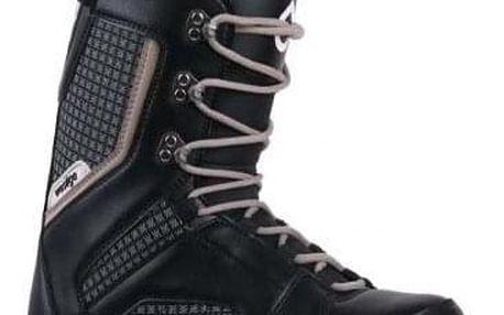 Snowboardové boty Westige Max Black 36