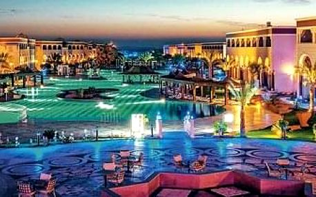 Egypt - Hurghada letecky na 8 dnů, ultra all inclusive