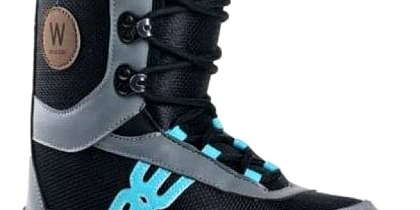 Snowboardové boty Westige Bufo black/gray/blue 31