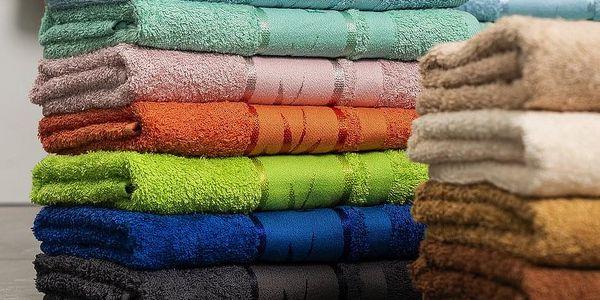 4Home Bamboo Premium ručník růžová, 50 x 100 cm, sada 2 ks5