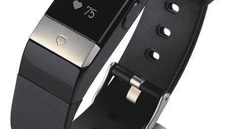 Monitorovací náramek Mio MiVia Essential 350 černé (5262N5390003)