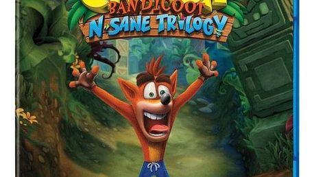 Activision PlayStation 4 Crash Bandicoot N.Sane Trilogy (CEP411502)