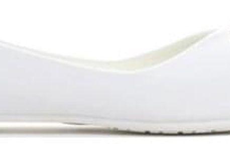 Dámské bílé baleríny Wendy 3176