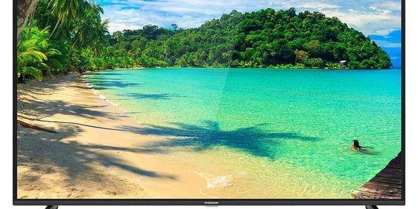 Televize Thomson 50UD6306 černá