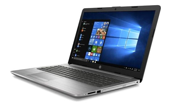 Notebook HP 250 G7 stříbrný (6BP39EA#BCM)5