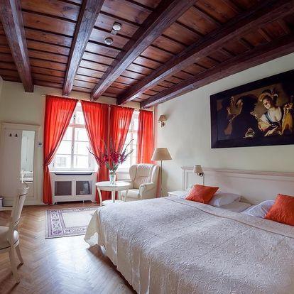 Praha a okolí: Tyn Yard Residence