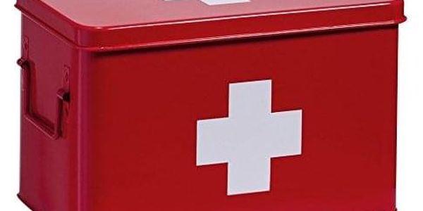 Kovová lékárnička, skříňka na léky, ZELLER
