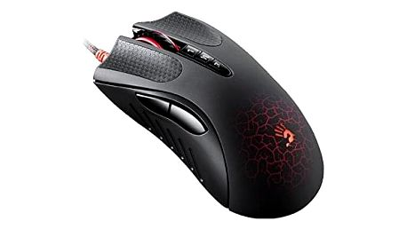 Myš A4Tech Bloody A90 Blazing černá (/ laserová / 8 tlačítek / 4000dpi) (A90)
