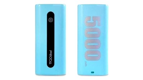 Powerbank Remax Proda E5, 5 000 mAh modrá (AA-1059)