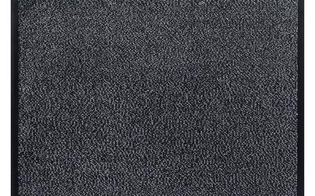Vopi Vnitřní rohožka Mars šedá 549/007, 80 x 120 cm
