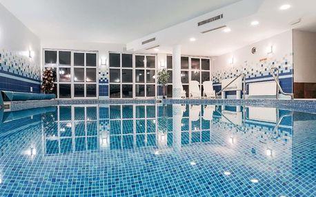 Léto v hotelu Inovec *** se vstupem do wellness a polopenzí