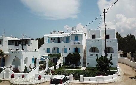 Řecko - Naxos na 12 dní, bez stravy s dopravou letecky z Prahy