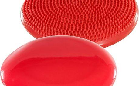 MOVIT 31957 Balanční polštář na sezení 33 cm - červený