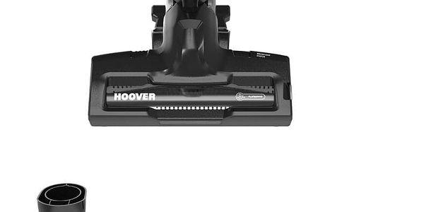 Vysavač tyčový Hoover H-Free HF18GH 011 černý/stříbrný + DOPRAVA ZDARMA3