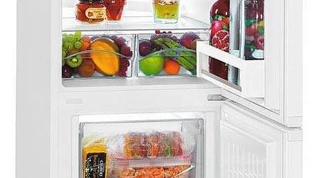 Chladnička s mrazničkou Liebherr CU 2331 bílá