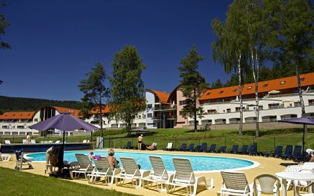 Lipno Lake Resort u přehrady Lipno