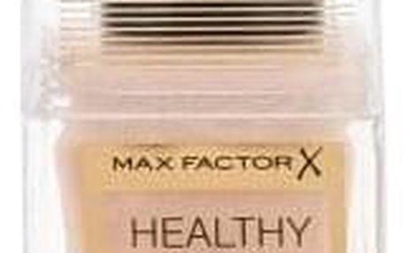 Max Factor Healthy Skin Harmony SPF20 30 ml rozjasňující tekutý make-up pro ženy 40 Light Ivory