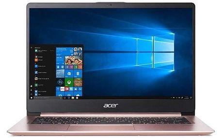 Acer Swift 1 (SF114-32-P80E) růžový (NX.GZMEC.001)