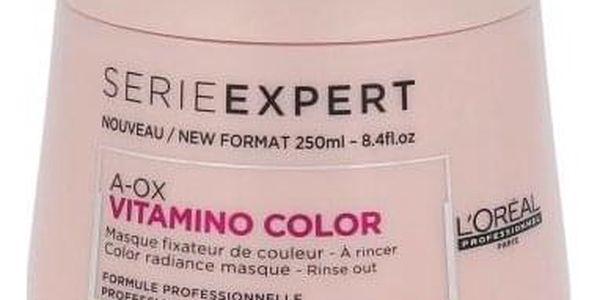 L´Oréal Professionnel Série Expert Vitamino Color A-OX 250 ml vyživující maska pro barvené vlasy pro ženy