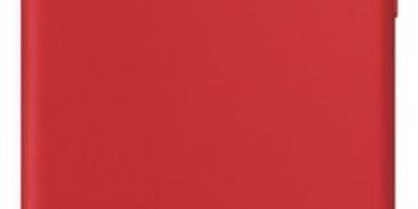 Kryt na mobil Apple Silicone Case pro iPhone 8/7 (PRODUCT)RED červený (MQGP2ZM/A)