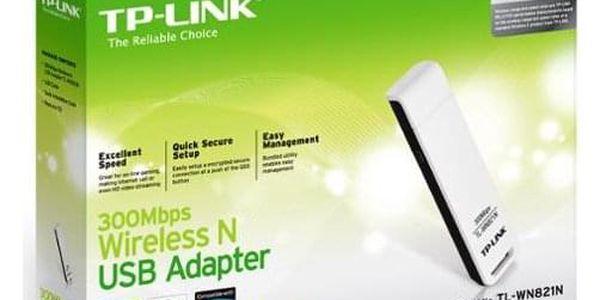 Wi-Fi adaptér TP-Link TL-WN821N bílý (TL-WN821N)2