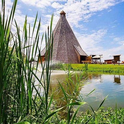 Letní prázdniny v resortu Vigvam s wellness
