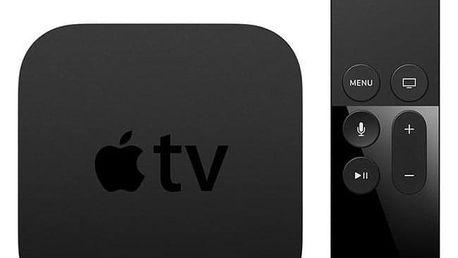 Apple TV (4th generation) 32GB černý (mr912cs/a)